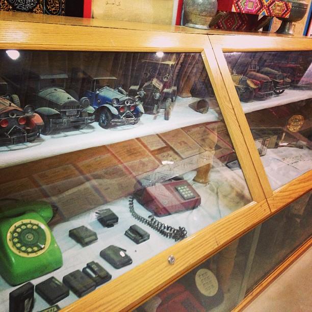 متحف الدبيخي القصيم