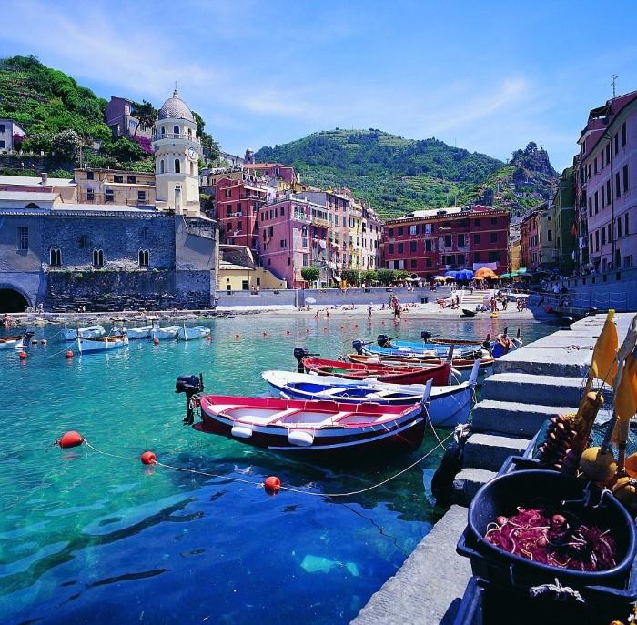أجمل المدن الملونة