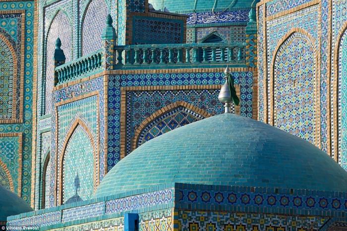 المسجد الأزرق
