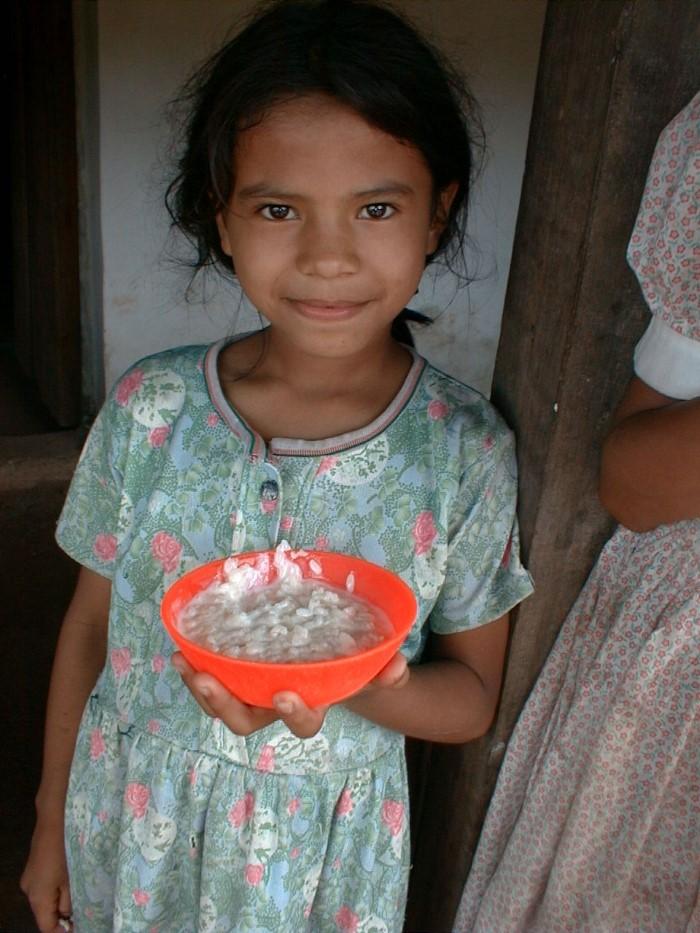طعام مدارس الهندوراس