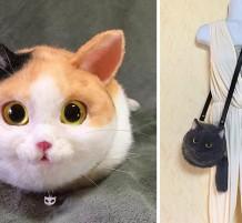 حقائب القطط