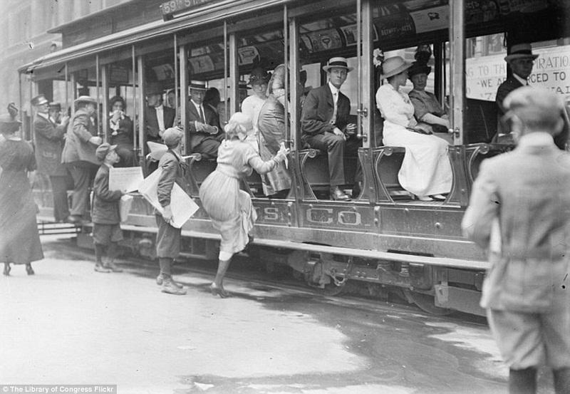 نيويورك عام 1910