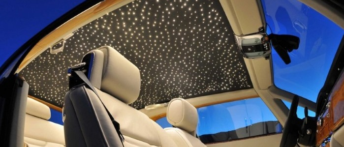 Ridiculous Luxury Car Features