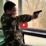 فيديو جندي كوري
