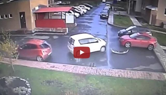 فيديو سائق مبتدئ