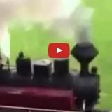 فيديو قطار