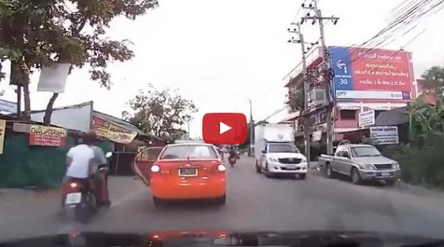 فيديو دراجة نارية