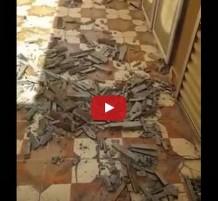 فيديو حجر البيوت