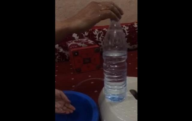 فيديو حنفية ماء