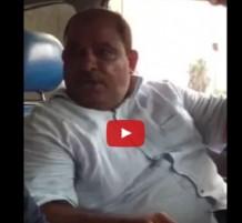 فيديو سائق تاكسي