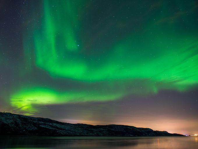 أضواء الشفق القطبي