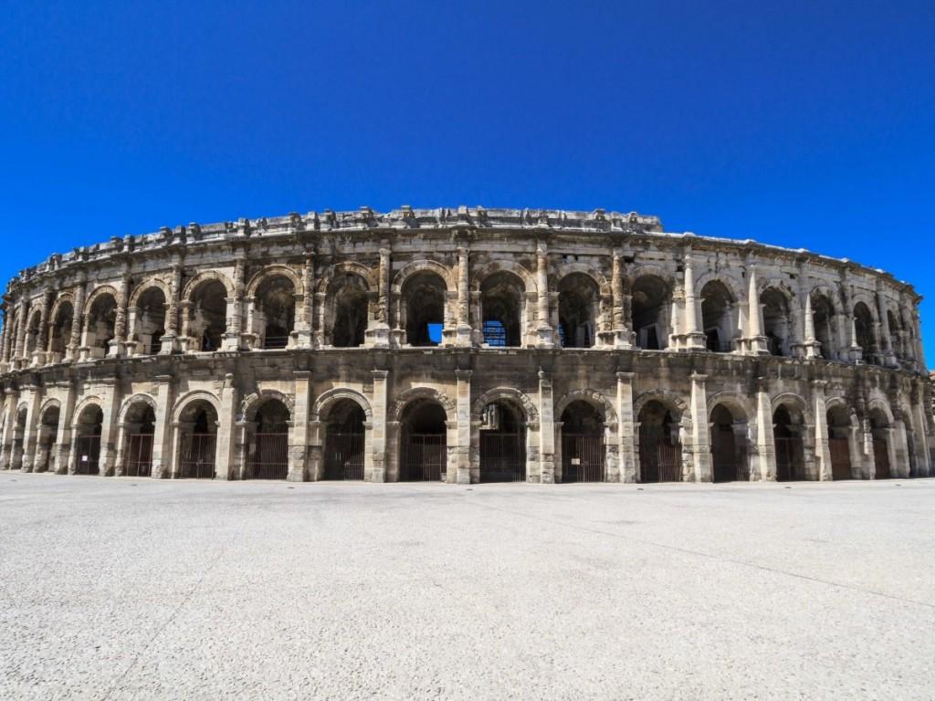 الآثار الرومانية