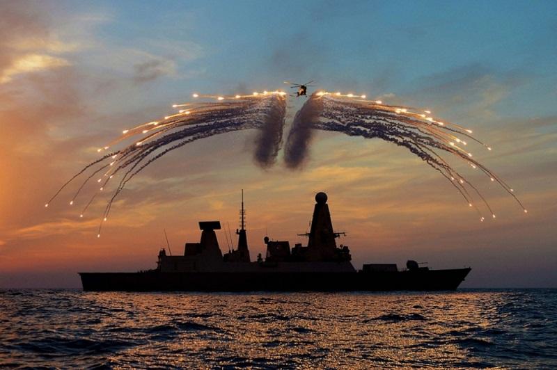 البحرية الملكية البريطانية