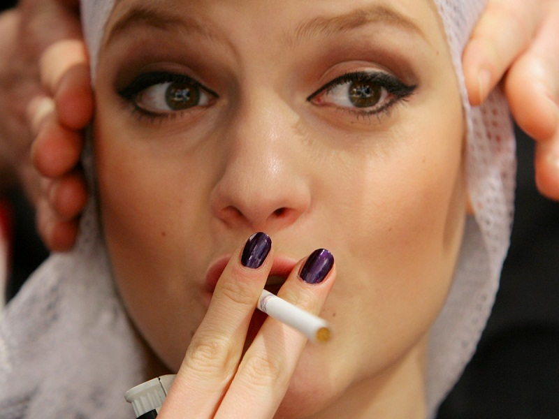 المدخنين في إيطاليا