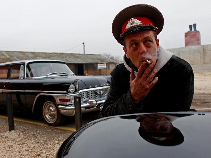 المدخنين في هنغاريا