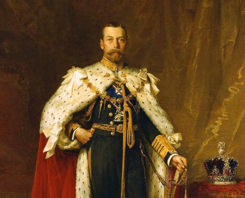 الملك جورج الخامس