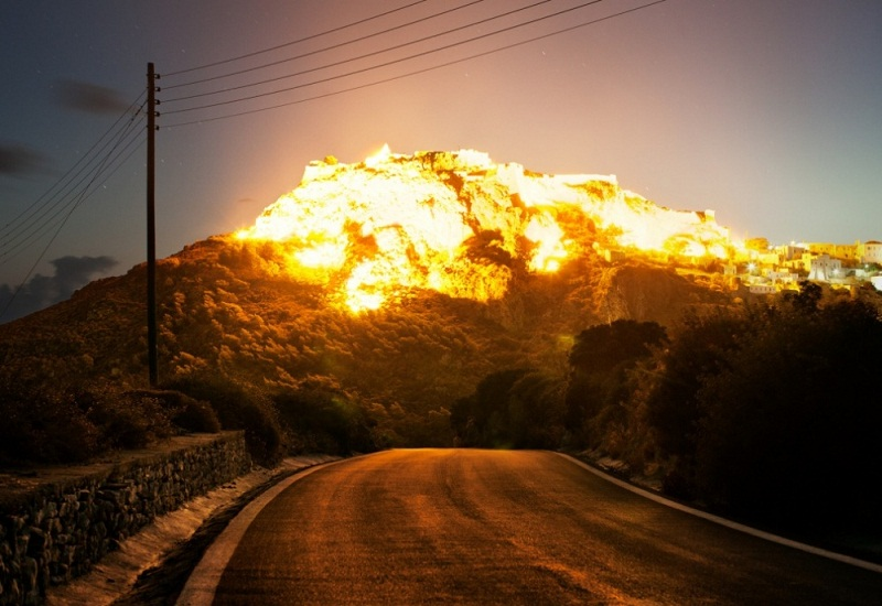 انفجار ضخم