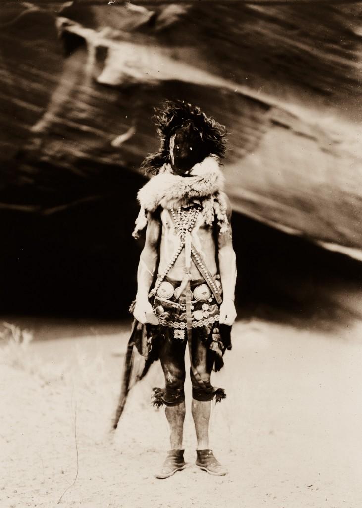 رجل قبيلة النافاهو