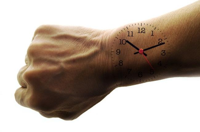 ساعة الجسم