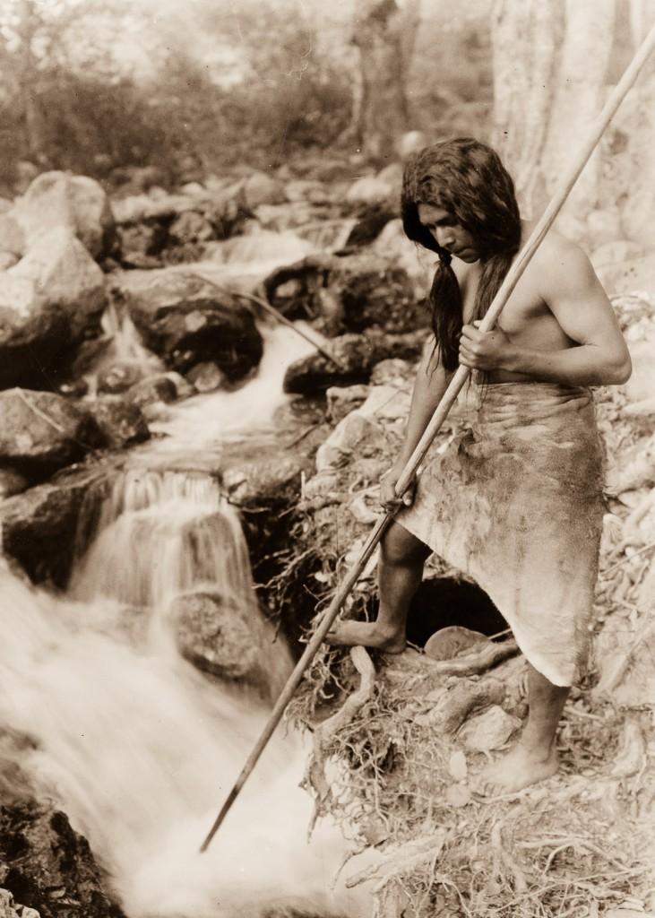 صياد قبيلة هوبا