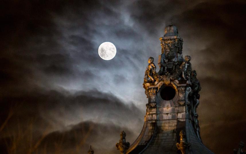 قلعة مجرية