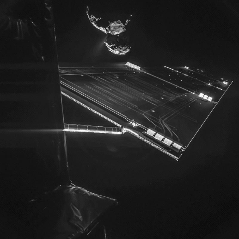 لقطة من الفضاء