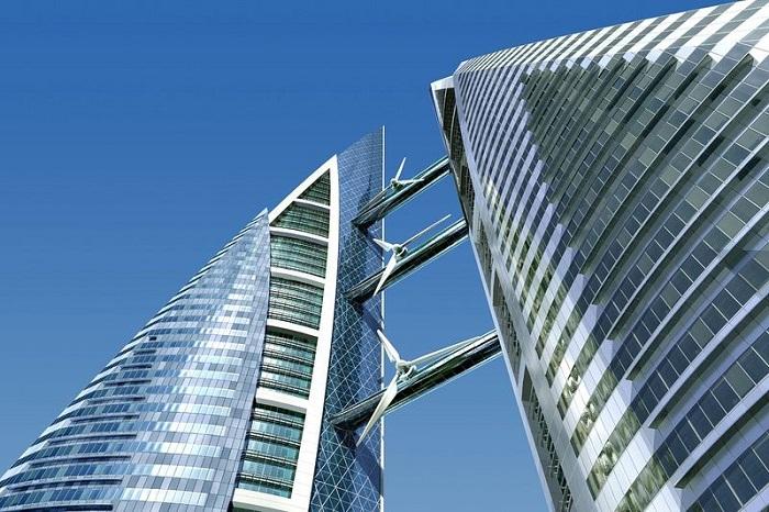 مركز البحرين التجاري