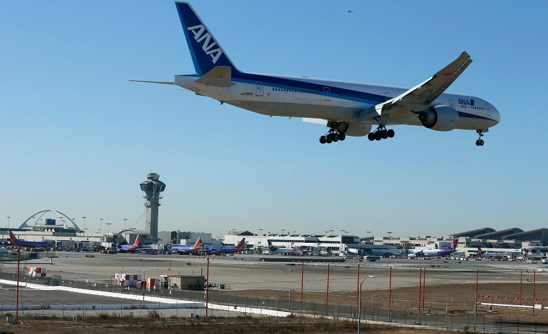 مطار لوس أنجلوس
