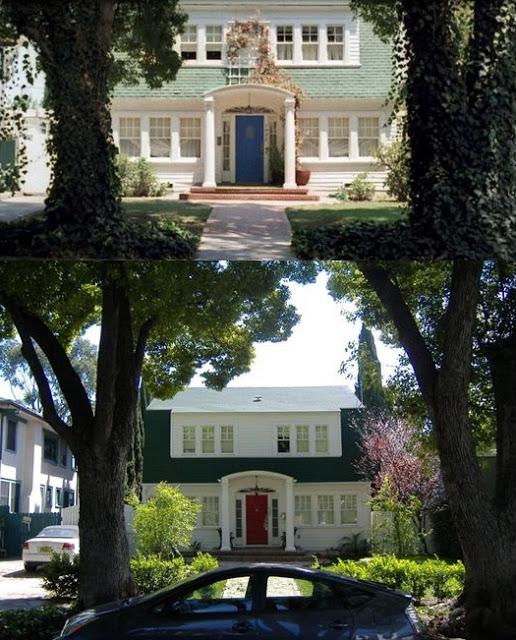 منزل نانسي ثومبسون