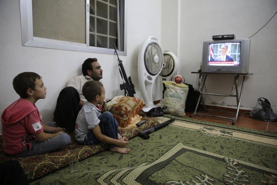 مشاهدة التلفزيون في العالم