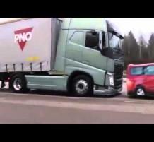 حوادث الشاحنات