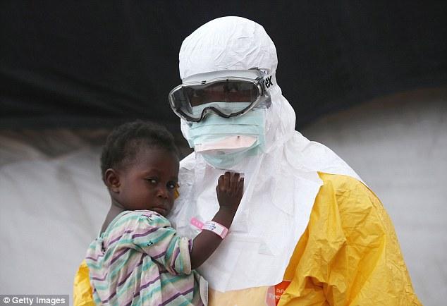 مرض ايبولا