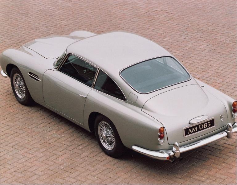 سيارة Aston Martin DB5