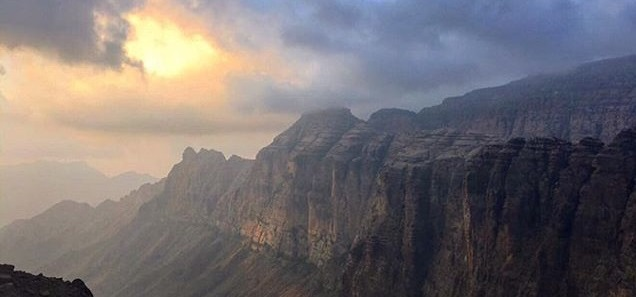 Jazan Mountains