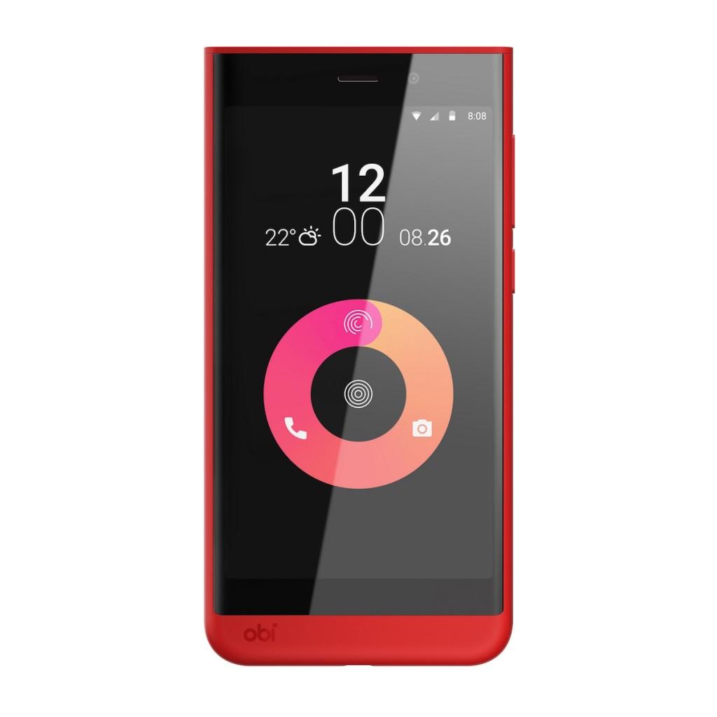 Obi Worlphone SJ1.5 Red