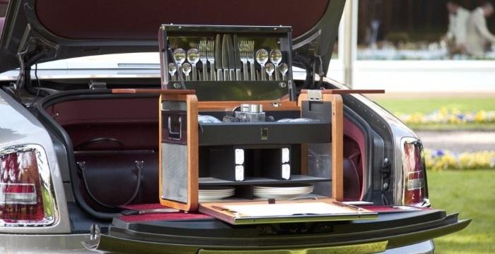 Rolls Royce customize