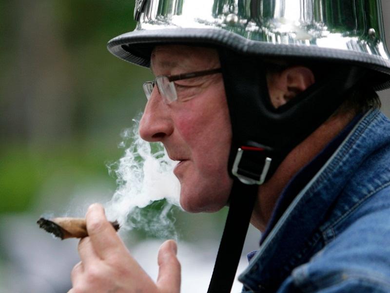 المدخنين في الدول