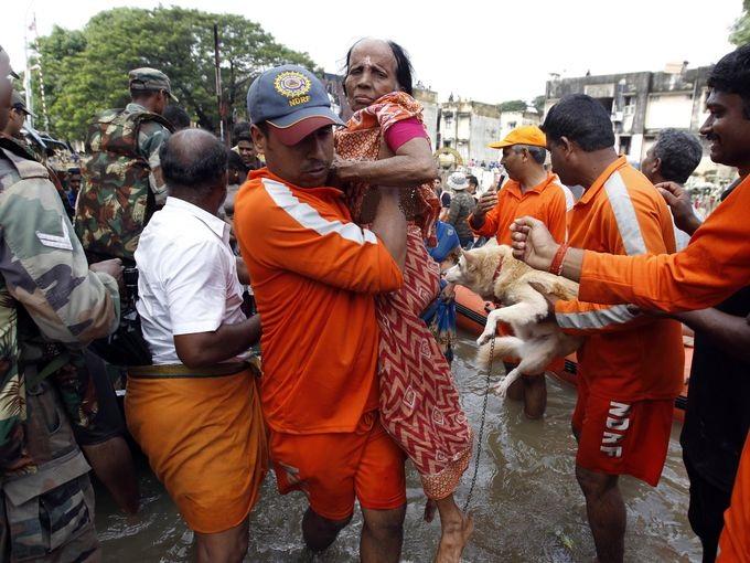 إنقاذ بالهند