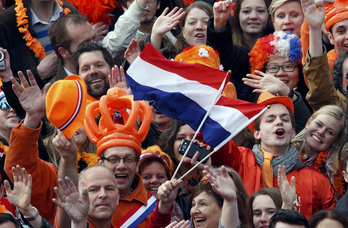 الشعب الهولندي