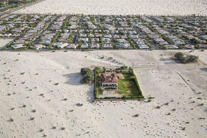 جفاف كاليفورنيا