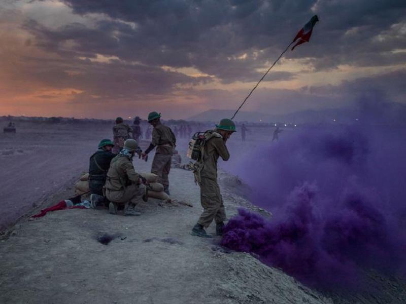 جنود إيرانيين