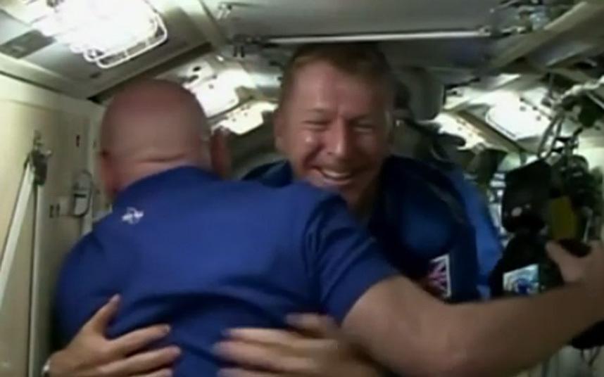 رائد الفضاء بيك