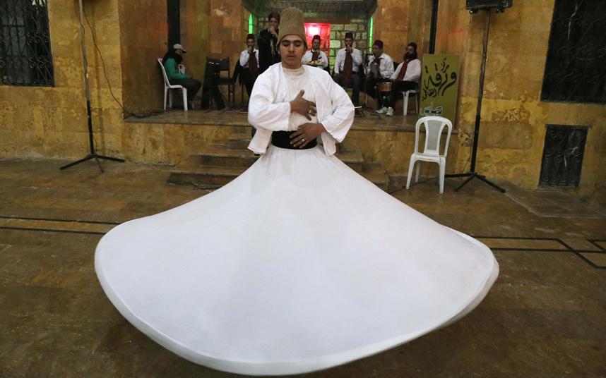 راقص صوفي