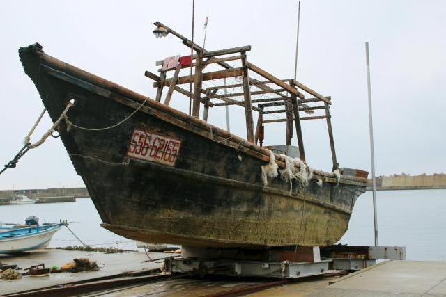 سفن غامضة