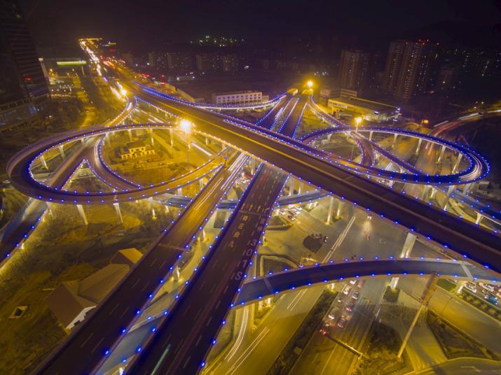 شارع في الصين