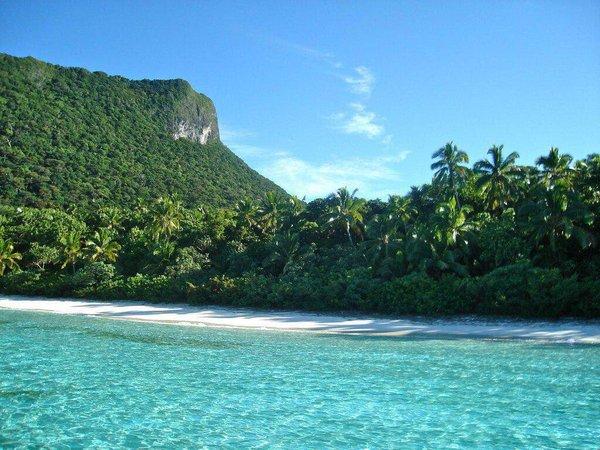 شاطئ فيجي