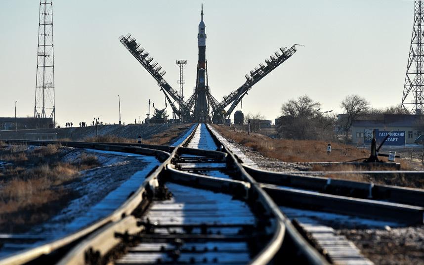 صاروخ سويوز