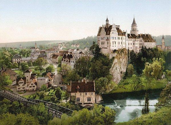 صورة قديمة لألمانيا