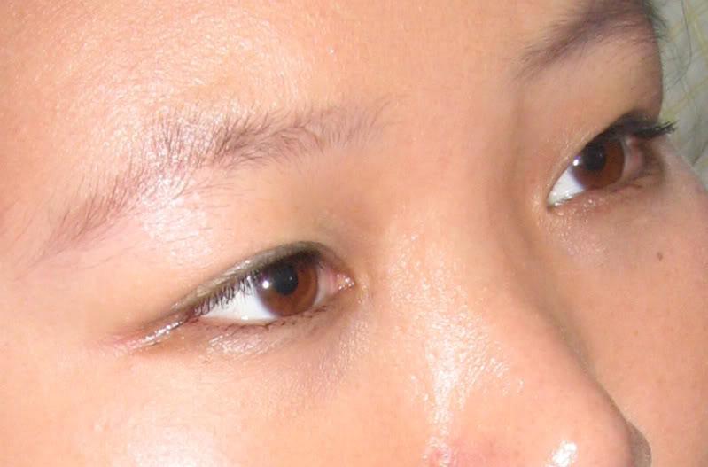 عيون الآسيويين