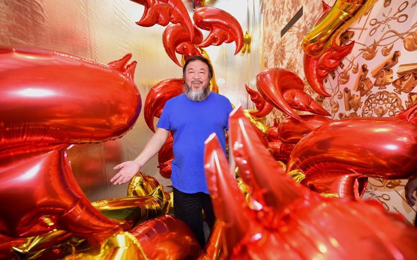 فنان صيني